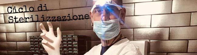 Sterilizzazione -Moai Body Piercing - Jonathan 347.0661852 - Salita del Prione 2r - 16123 Genova